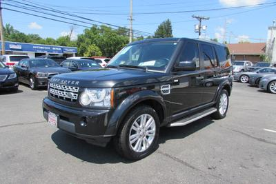 Used 2012 Land Rover LR4