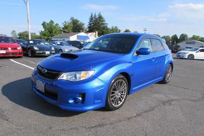 Used 2013 Subaru Impreza WRX