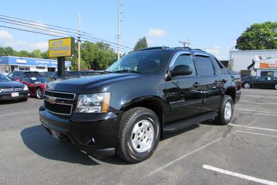 Used 2012 Chevrolet Avalanche 1500 LT