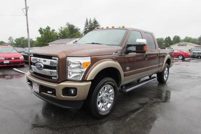 Used 2012 Ford F-250