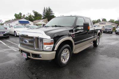 Used 2008 Ford F-250 King Ranch