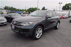 Used 2012 Volkswagen Touareg VR6 Executive