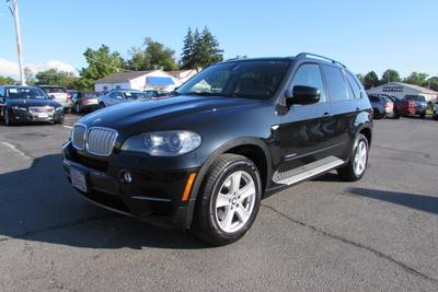 Used 2011 BMW X5 xDrive35d