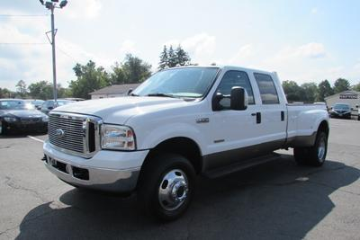Used 2005 Ford F-350 Lariat Crew Cab Super Duty DRW