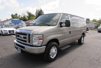 Used 2008 Ford E350 Super Duty XLT Extended Wagon