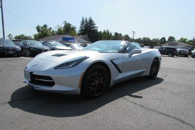 Used 2014 Chevrolet Corvette Stingray Z51