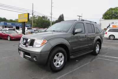 Used 2006 Nissan Pathfinder SE