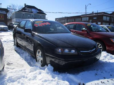 Used 2005 Chevrolet Impala Base