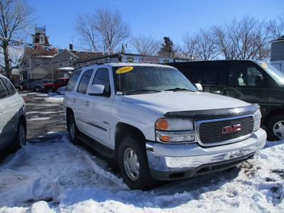 Used 2003 GMC Yukon SLT