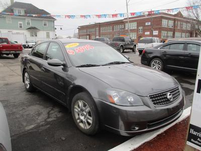 Used 2006 Nissan Altima