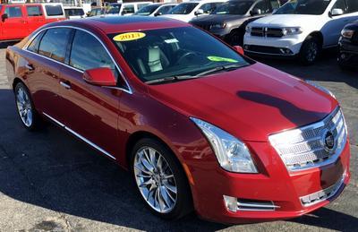 Certified 2013 Cadillac XTS