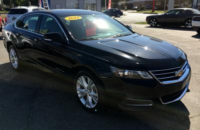 Certified 2014 Chevrolet Impala