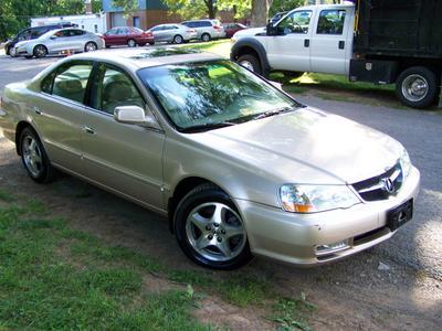 Used 2003 Acura TL 3.2