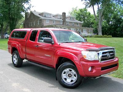 Used 2009 Toyota Tacoma PreRunner Access Cab