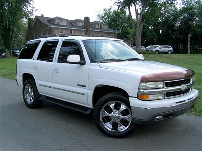 Used 2002 Chevrolet Tahoe LT