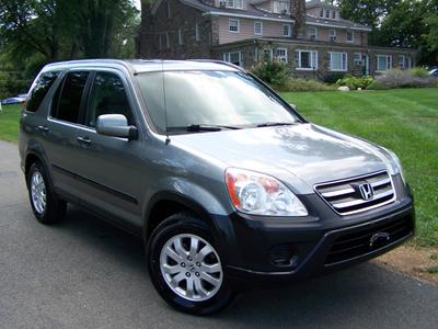 Used 2006 Honda CR-V EX