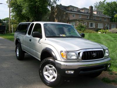 Used 2004 Toyota Tacoma PreRunner