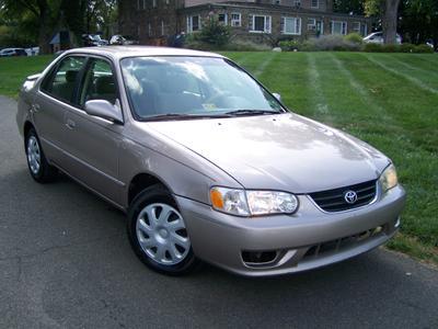 Used 2001 Toyota Corolla LE