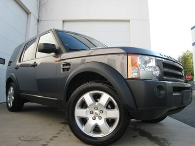 Used 2005 Land Rover LR3 HSE