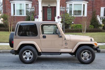 Used 2000 Jeep Wrangler Sahara