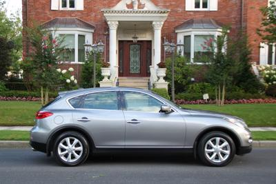 Used 2010 INFINITI EX35 Journey