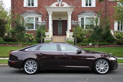 Used 2011 Jaguar XJ L Supercharged