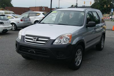 Used 2006 Honda CR-V LX