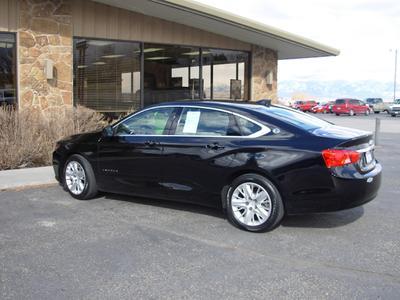 Used 2015 Chevrolet Impala LS