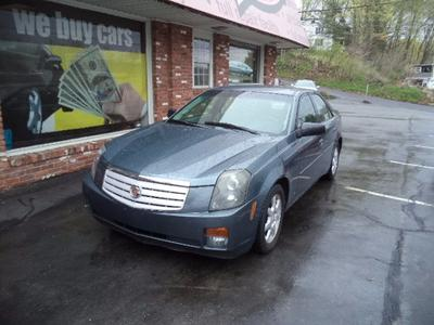 Used 2006 Cadillac CTS Base