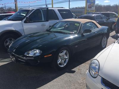 Used 1998 Jaguar XK8