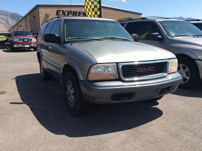 Used 1999 GMC Jimmy SLT