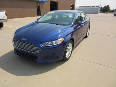 Used 2015 Ford Fusion SE