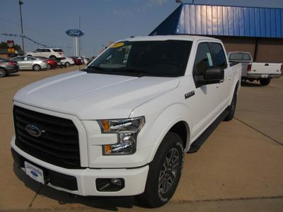 New 2017 Ford F-150 XLT