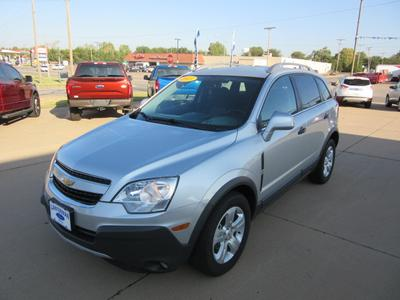 Used 2013 Chevrolet Captiva Sport 2LS