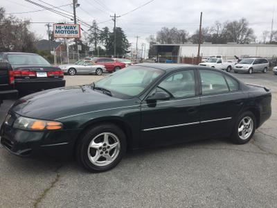 Used 2002 Pontiac Bonneville