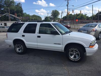 Used 2002 Chevrolet Blazer LS