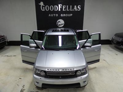 Used 2012 Land Rover Range Rover Sport HSE