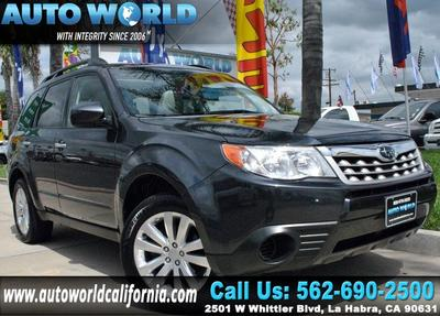 Used 2012 Subaru Forester