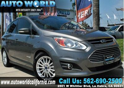 Used 2013 Ford C-Max Hybrid SEL