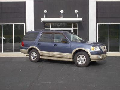 Used 2006 Ford Expedition Eddie Bauer