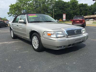 Used 2007 Mercury Grand Marquis LS