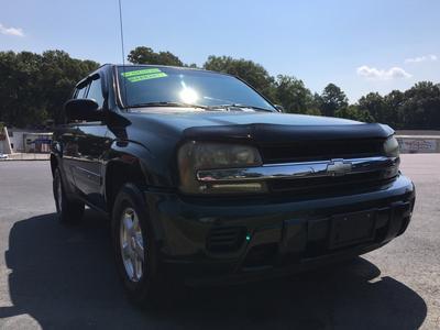 Used 2002 Chevrolet TrailBlazer