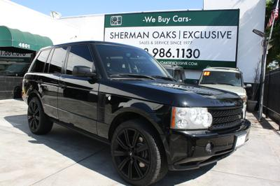 Used 2008 Land Rover Range Rover Supercharged
