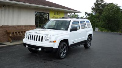 Used 2014 Jeep Patriot Latitude