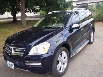 Used 2010 Mercedes-Benz GL450 4MATIC