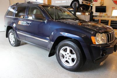 Used 2005 Jeep Grand Cherokee Limited