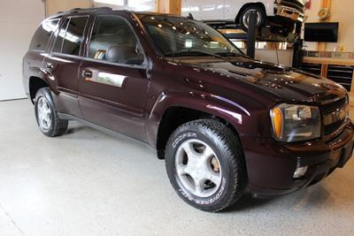 Used 2008 Chevrolet TrailBlazer LS