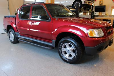 Used 2004 Ford Explorer Sport Trac XLT