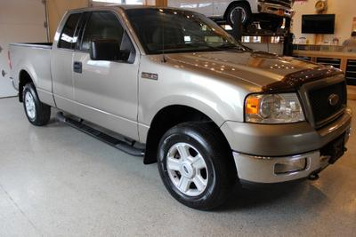 2004 Ford F-150 Heritage XLT SuperCab