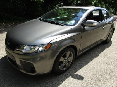 Used 2010 Kia Forte Koup EX